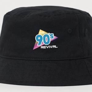 Bucket Hats 90s Revival