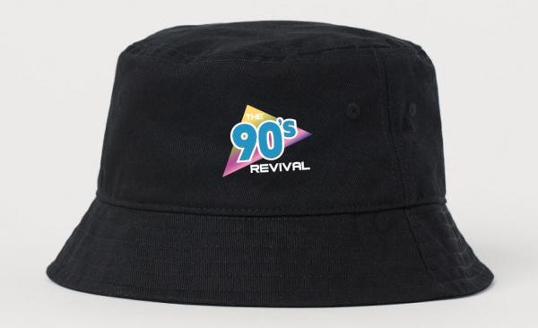 Bucket Hats 90s Revival